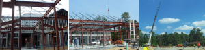 Harrington Park Health & Rehabilitation – foundation and structure