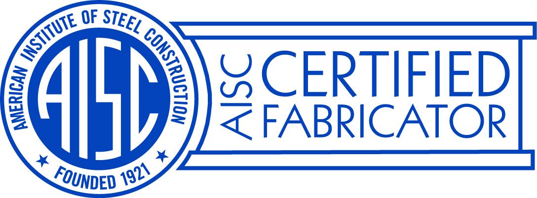 AISC Certified Fabricator